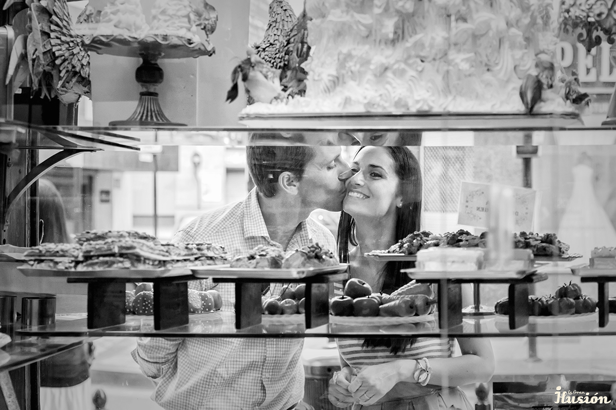 Fotos preboda Zaragoza casco histórico, fotografos boda Zaragoza