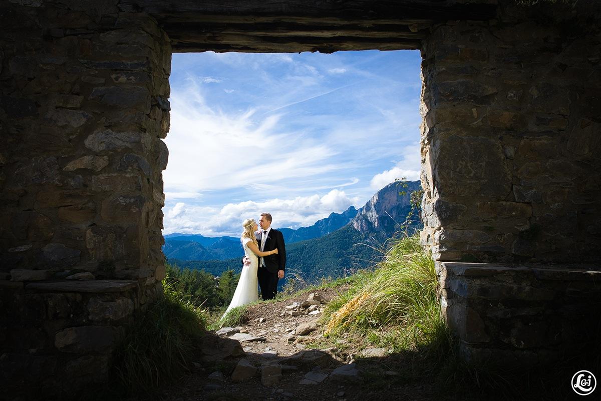 fotógrafo bodas zaragoza postboda pirineo