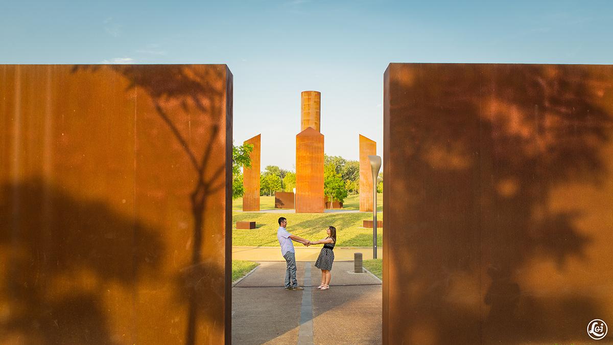 fotografo bodas zaragoza preboda parque lineal plaza