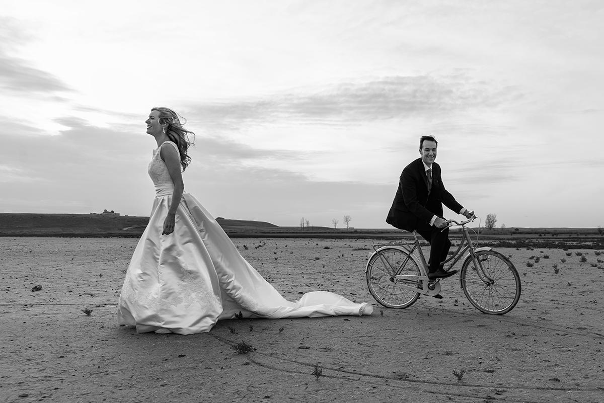 Fotografo bodas zaragoza laguna de gallocanta