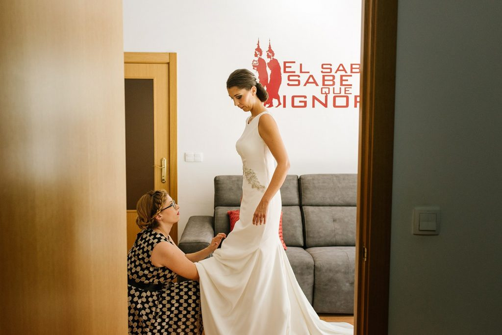 fotografo bodas zaragoza first look